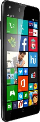 XOLO Win Q900s (Black, 8 GB)
