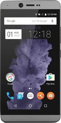 Smartron t-phone T5511 (Classic Grey, 64 GB)(4 GB RAM) at flipkart