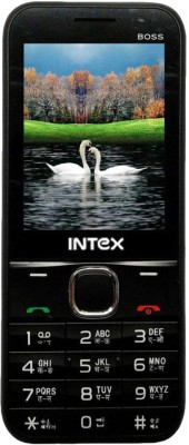 Intex Boss(Black & Grey) 1