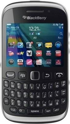 Blackberry Curve 9320 512 MB Black Mobile