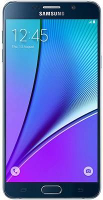 Samsung Galaxy Note 5 32GB Single Sim -Black (Black, 32 GB)