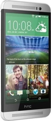 HTC One E8 Dual Sim (White, 16 GB)(2 GB RAM) at flipkart