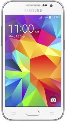 Samsung Galaxy Core Prime (White, 8 GB)(1 GB RAM) at flipkart