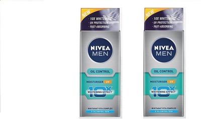 Nivea Oil Control Moisturiser cream(80 ml)