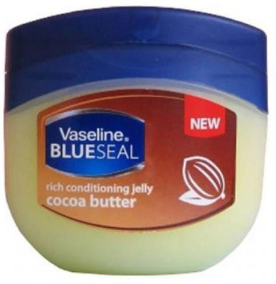 Vaseline Blueseal Rich Conditioning Jelly Cocoa Butter 250ml