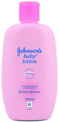 Johnsons Baby Lotion, 200 ml