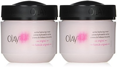 Olay active hydrating cream original facial moisturizer(60 ml)