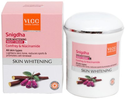 VLCC Fair Skin Snigdha Face Cream Pack Of 2(100 ml)