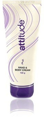 Amway Attitude Hand & Body Cream (100gm)