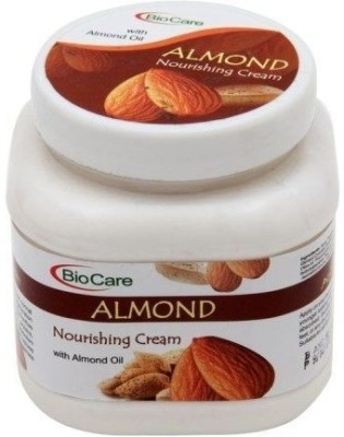 Biocare Face And Body Cream Almond(500 ml)  available at flipkart for Rs.170
