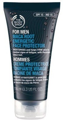 The Body Shop For Men Maca Root Energetic Face Protector - 100ml