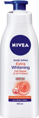 Nivea Body Extra Whitening Body Lotion (350ml)
