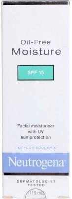 Neutrogena Oil-Free Moisture(115 ml)
