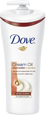 Dove Body Lotion with Shea Butter Cream- 399ml