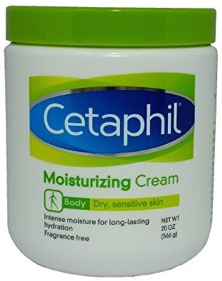 Cetaphil Daily Moisturizing Cream(566 g)