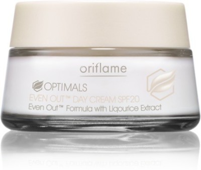 Oriflame Sweden Optimals Even Out Day Cream SPF 20(50 ml)  available at flipkart for Rs.799
