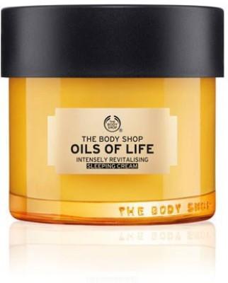 The Body Shop Oils Of Life Sleeping Cream (80ml)