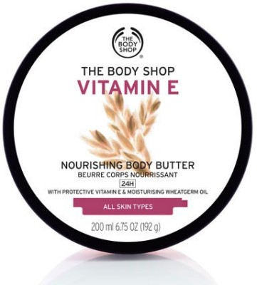 The Body Shop Vitamin E Body Butter(200 ml)  available at flipkart for Rs.995