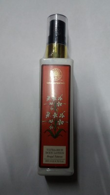 Forest Essentials Ultra-rich Body Lotion Bengal Tuberose(200 ml)