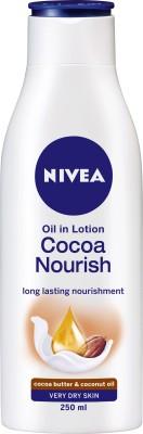 Nivea Cocoa Nourish Body Lotion (200ml)
