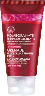 The Body Shop Pomegranate Firming Day Lotion SPF15 - 50ml
