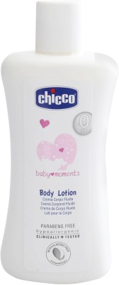 Chicco BABY LOTION 0M+ 200ML(200 ml)