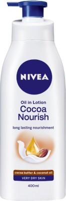Nivea Cocoa Nourish Body Lotion (400ml)