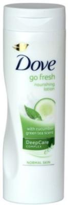 Dove Go Fresh Nourishing Lotion ( Cucumber Green Tea Scent) Imported(400 ml)