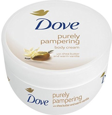 Dove Purely Pampering Body Cream with Shea Butter & Warm Vanilla ()(300 ml)