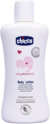 Chicco Baby Body Lotion, 200 ml