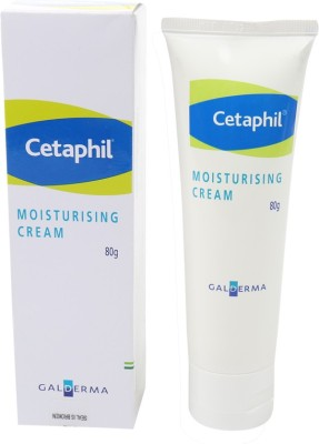 Cetaphil Moisturizing Cream(80 g)  available at flipkart for Rs.330