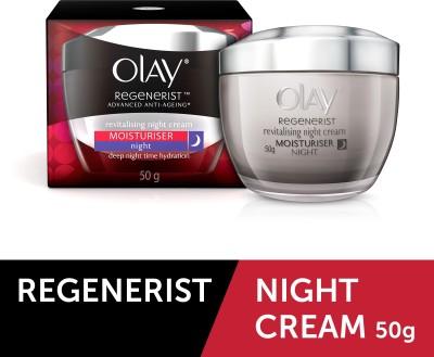 Olay Regenerist Advanced Anti-Ageing Revitalizing Night Skin Cream 50g