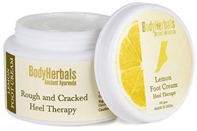 BodyHerbals Lemon Foot Cream, For Rough & Cracked Heel (100g)(100 g)