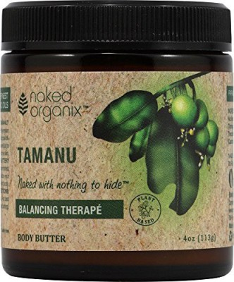 Organix Naked -Tamanu Body Butter South Cream(120 ml)