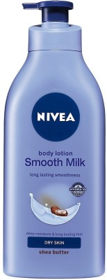 Nivea Smooth Milk Body Lotion For Dry Skin (400ml)