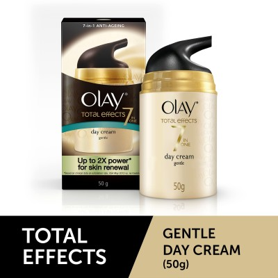 Olay Total Effects 7 in One Day Cream - Gentle(50 g)