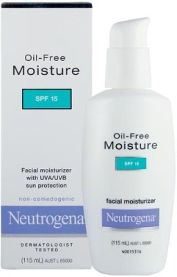 Neutrogena Oil-Free Facial Moisturiser SPF 15 115ml