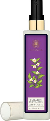 Forest Essentials Body Lotion Oudh and Green Tea(200 ml)