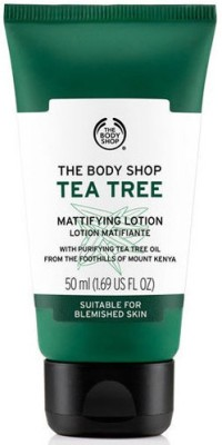 The Body Shop Tea Tree Skin Clearing Lotion(50 ml)