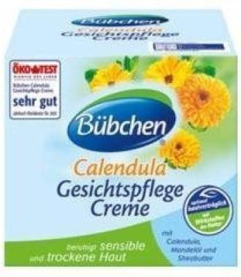 Bubchen B�Bchen Calendula Face Caring Cream Gesichtspflege Creme 2.54 Fl. ()(75 ml) at flipkart