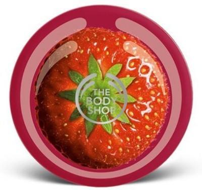 The Body Shop Strawberry Butter(191.295 g) at flipkart