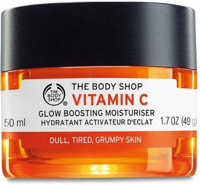 The Body Shop Vitamin C Glow Boosting Moisturiser, 50ml