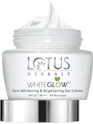 Lotus WhiteGlow Skin Whitening & Brightening Gel Creme(40 g)