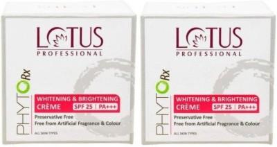LOTUS Phyto Rx Whitening and Brightening Creme(100 g)