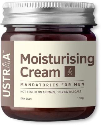 Ustraa Moisturising Cream For Dry Skin, 100 GM
