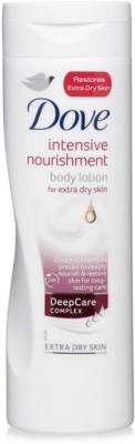 Dove Intensive nourishing For Dry Skin Body Lotion(399 ml)