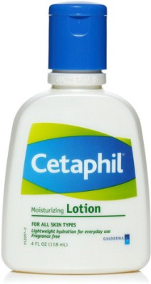 Cetaphil moisturizing lotion(118 ml)