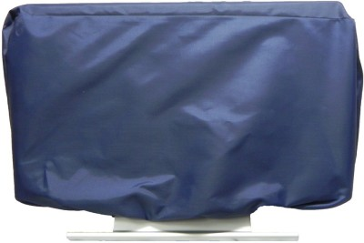 Toppings Premium Quality Dust Proof Cover for 23 inch LCD / LED Monitor   Micromax23inch Blue