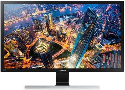 Samsung 27.87 inch 4K Ultra HD LED Backlit Monitor(LU28E590DS/XL) at flipkart