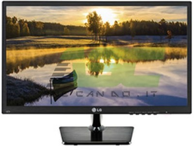 LG 16 inch HD Monitor(LG16M37A) at flipkart